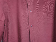 Detail of a shirt Stock Photo
