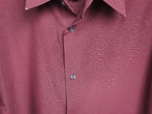 Detail of a shirt Royalty Free Stock Images