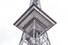 Detail Shoot Of The Funkturm Royalty Free Stock Photos