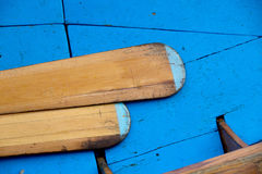 Detail shoot of Venice Gondola Vessels, Italy Royalty Free Stock Image