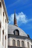 Istanbul Aya Sofia. Detail shot from Aya Sofia Mosque in istanbul, Turkey royalty free stock photos