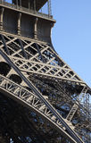 Detail Shot of Eiffel Royalty Free Stock Photography