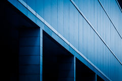 Detail shot of modern office buildings. In city of China Stock Photography