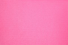 Pink rubber mat texture Stock Images