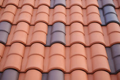 Detail shot of roof Royalty Free Stock Image