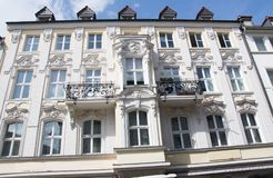 Detail shotes in wuerzburg. In bavaria Royalty Free Stock Photos