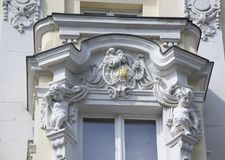 Detail shotes in wuerzburg. In bavaria Royalty Free Stock Images