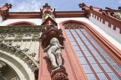 Detail shotes in wuerzburg. In bavaria Stock Photos