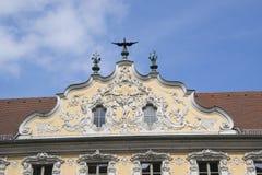 Detail shotes in wuerzburg. In bavaria Royalty Free Stock Photo
