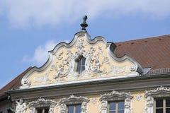 Detail shotes in wuerzburg. In bavaria Royalty Free Stock Image