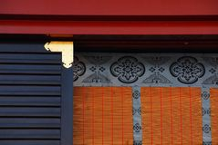 Detail of shrine Royalty Free Stock Photos
