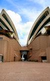 Detail of Sidney Opera House. Stock Photography