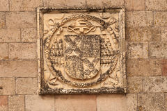 Detail from Siguenza Cathedral, Spain Stock Image