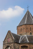 Detail of the Sint Nicolaas Church in Nijmegen Stock Image
