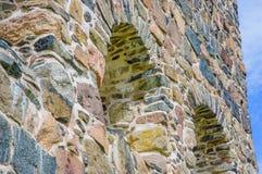 Detail of Skansen Kronan fortress in Gothenburg Royalty Free Stock Photo