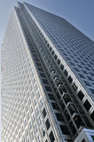 Detail of a skyline building Stock Photography