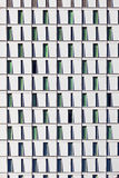 Detail of skyscraper. Gives a harmonic pattern stock photography
