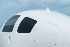 Detail of small aircraft Royalty Free Stock Photos