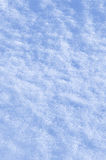 Detail of snow texture with shadows Stock Photos