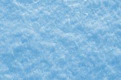 Detail of snowdrift. Snow texture Stock Photo