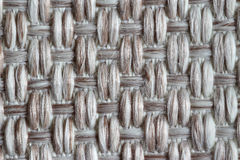 Detail of sofa upholstery Royalty Free Stock Photos