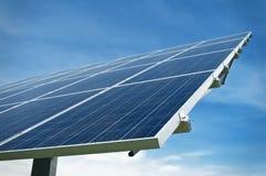 Detail of a Solar Collector Stock Photos