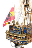 Detail Spanish Galleon Stock Photos