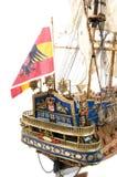 Detail Spanish Galleon Stock Photos