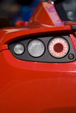 Detail of a Sports Car Royalty Free Stock Photos