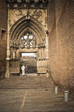 Cathedral of Albi Royalty Free Stock Images
