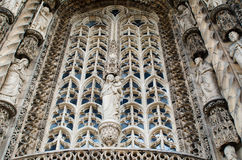 Cathedral of Albi Royalty Free Stock Photography