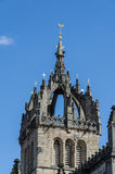 Detail of St. Giles Cathedral in Edinburgh Royalty Free Stock Image