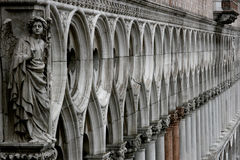 Detail on St Marks Basilica Stock Images
