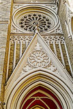 Detail of St. Mary's Cathedral in Novi Sad 1 Royalty Free Stock Photography