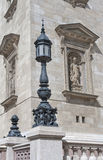 Detail of St. Stephan Basilica, Budapest Stock Photo