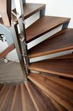 Detail of staircase Stock Photography