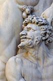 Detail from Statue of Hercules and Cacus Royalty Free Stock Photo