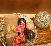 Detail of a still life Royalty Free Stock Images