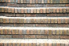 Detail from a stone stair Royalty Free Stock Photo