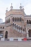 Detail of Sultan Abdul Samad building at Kuala Lumpur, Malaysia Stock Image