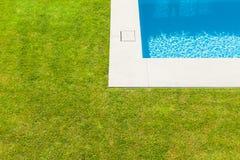 Detail swimming pool Stock Photo