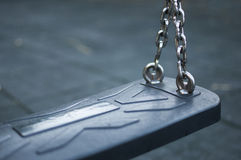 Detail swing. Background, detail of seat swing Royalty Free Stock Photo