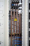 detail switchboarden Royaltyfri Bild