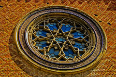 Detail from a synagogue 2 Stock Photography