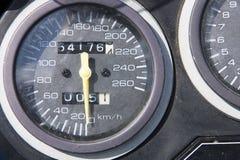 Detail tachometer Stock Image