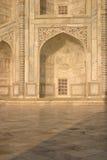 Detail Tai-Mahal Stockfotos