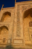 Detail. Taj Mahal. Agra, Uttar Pradesh. India Stock Photo