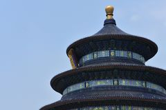Temple of Heaven, Beijing, China royalty free stock photos