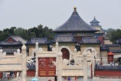 Temple of Heaven, Beijing, China stock photo