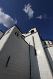 Detail from temple of St. Sava ,located in Belgrade Royalty Free Stock Images